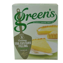 Greens Creamy Egg Custard Filling 54g | offer 2 for £1