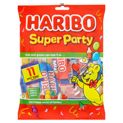 HARIBO Super Party Minis 11 Pack 176g