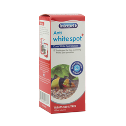 Interpet Anti White Spot Plus Aquarium Treatment 100ml