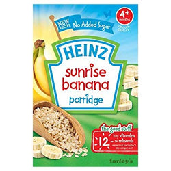 Heinz Sunrise Banana Porridge 125g | 2 for £1