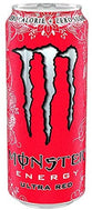 Monster Energy Ultra Red 500ml Can