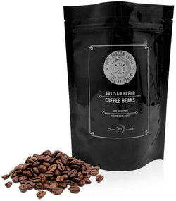Dark Roasted Signature Blend Coffee Beans 227g