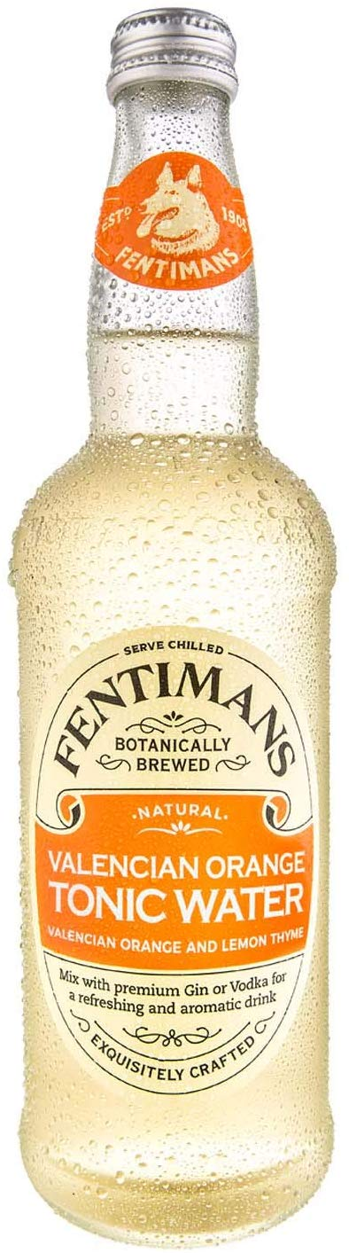 Fentimans | Valencian Orange Tonic | 500ml