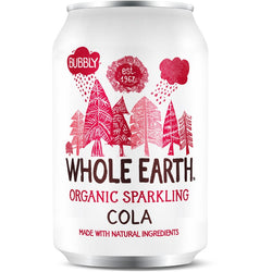 Whole Earth Organic Cola 330ml |  Offer 4 for £1