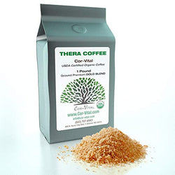 Therapy Coffee Cor-Vital 1 pound - Coffee Enema