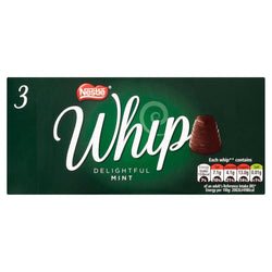 Nestle Whip Delicate Mint 3x27.8g | 3 for £1