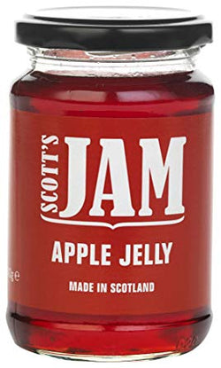 Scott's Apple Jelly 340g Prepared with 38g fruit per 100g | offer 2 for £1