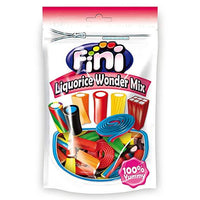 Fini Liquorice Wonder Mix 180g (Case of 16)