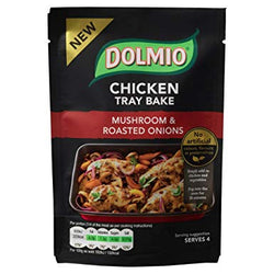 Dolmio Chicken Tray Bake Mushroom Case of 8