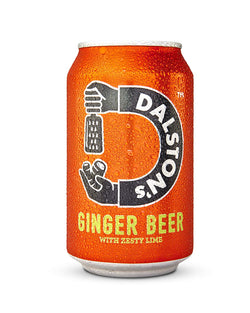 Dalstons Ginger Beer 330ml |  Offer 4 for £1