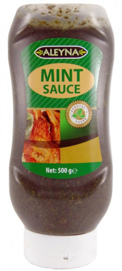 Aleyna Mint Sauce 500g | Offer 2 for £1