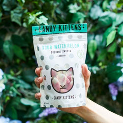 Candy Kittens Sour Watermelon Sweets 108g | Offer 2 For £1
