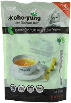 Cho-Yung Green Tea 30 bags