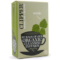 Clipper Organic Nettle Tea 20 Bags - 30g