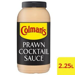 Colmans Prawn Cocktail Sauce 2.25 Litre