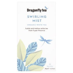 Dragonfly Tea - Swirling White Mist Tea - 36g