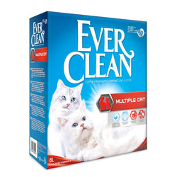 Ever Clean Multiple Cat Litter Clumping - 10L