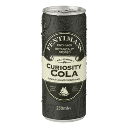 Fentimans Curiosity Cola Can 250Ml | offer 2 for £1