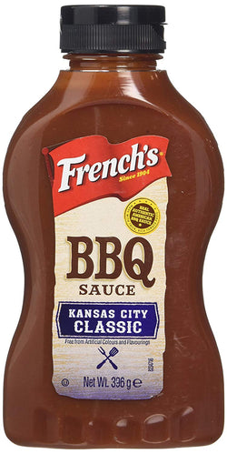 Frenchs Kansas City Classic BBQ Sauce 396g | 4 for £1