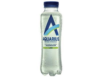 Case 12 x Aquarius Hydration Lime Flavoured Water
