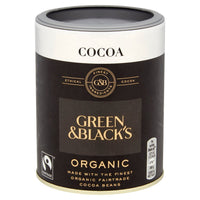 Green & Black's Fairtrade Organic Cocoa 125g