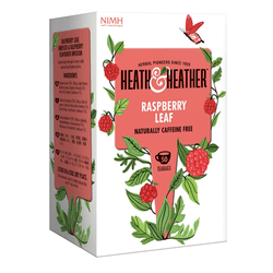 Heath & Heather Raspberry Leaf Tea 50 Teabags 100g