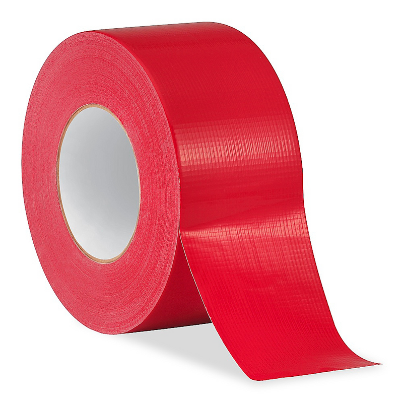 Large Extra Strong Red Tape 48mm x 45m