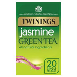 Twinings jasmine green tea 20 tea bags 50g