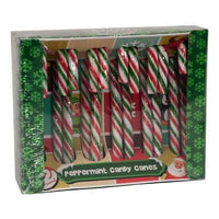 Peppermint Candy Canes  (Pack of 12)