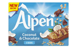 Alpen 5 Coconut & Chocolate Bars