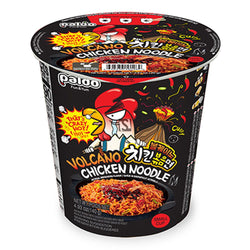 Paldo Volcano Chicken Noodle Cup 70g | offer 2 for £1