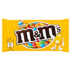 M&M's Peanut 45g | Offer 4 for £1