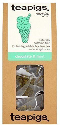 Teapigs Chocolate and Mint Tea 15 Bags 37.5g