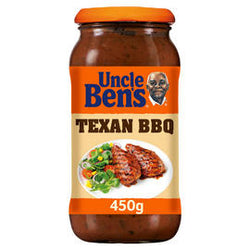 UNCLE BENS Texan BBQ 450g | offer 2 for £1