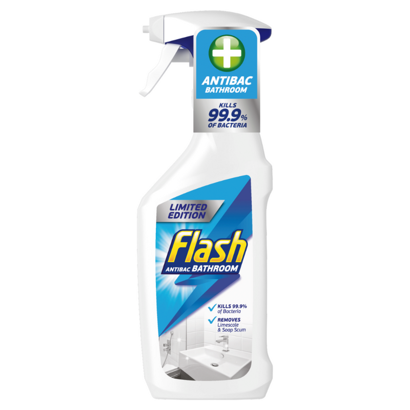 Flash Professional Bathroom Cleaning Spray 750ml