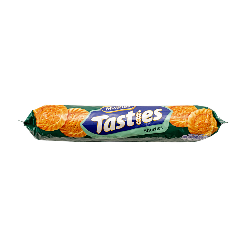 Case Of 24 x McVitie's Tasties Shorties 300g