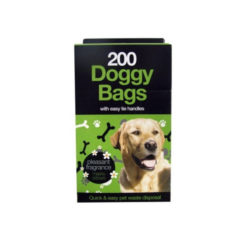 Case Of 36 x Tidy Z 200 x Doggy Bags