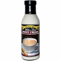 Walden Farms - Sweet Cream Coffee Creamer 355ml