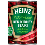 Heinz Red Kidney Beans 400G | 3 for £1