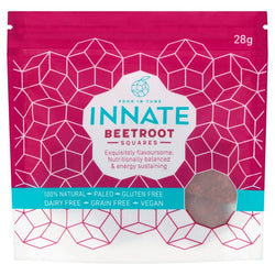 Innate Beetroot Squares 28g | Offer 2 for £1