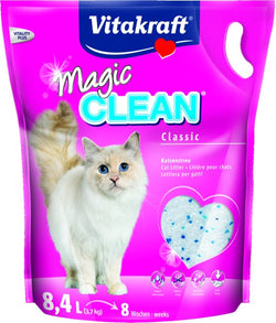 Vitakraft Magic Clean Cat Litter 3.7kg