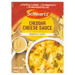 Schwartz Mix For Cheddar Cheese Sauce 40g | 3 for £1