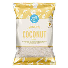 Happy Belly Dried coconut 200g