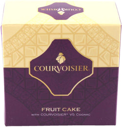 Courvoisier VS Cognac Fruit Cake 400g