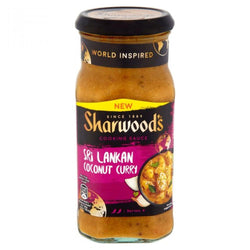 Sharwoods Sri Lankan Coconut Curry 420g | 2 for £1