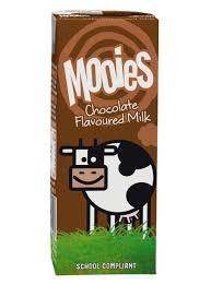 Mooies Chocolate Flavoured Milk 200ml | Offer 3 For £1