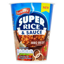 Batchelors Rice & Sauce Bbq Beef 60g | Offer 2 for £1