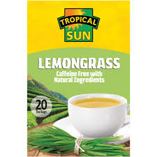 Tropical Sun Lemongrass Tea 20 bags | Offer 2 For £1