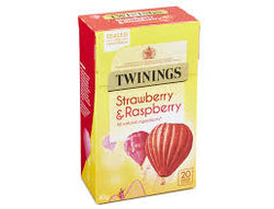 Twinings Strawberry And Raspberry Tea  40G