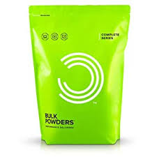 Bulk Powders Complete Recovery mixed Berry 500g